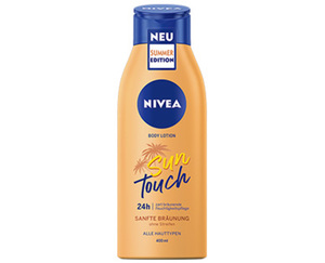 NIVEA®  Body Lotion Sun Touch