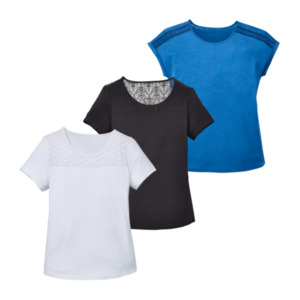 UP2FASHION  	   T-Shirt mit Spitze