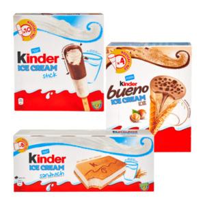 Langnese Kinder Ice Cream