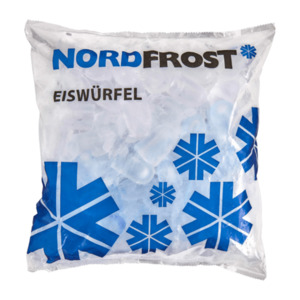 Nordfrost Eiswürfel