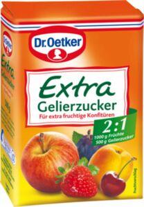 Dr.Oetker Gelierzucker 2:1 500 g