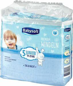 Babysoft Windeln Gr. 5 Junior, 33 Stück