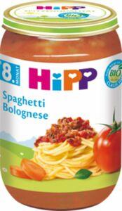 HiPP Bio Spaghetti Bolognese ab dem 8. Monat, 220 g