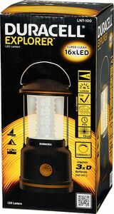 DURACELL Camping Laterne LNT-100