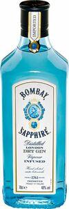 Bombay Sapphire Gin 40% Vol. 0,7 Liter
