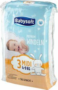 Babysoft Premium Windel, Größe: 3 Midi 45 ST