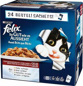 Felix so gut wie es aussieht Fleisch 24x100g