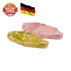 Deutsches frisches Kalbskotelett