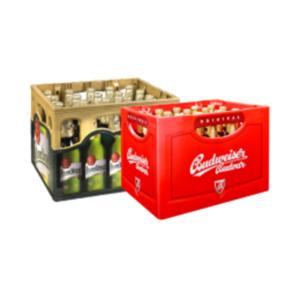 Budweiser Budvar oder Pilsner Urquell