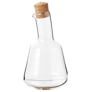 ÖVERALLT                                Ölkanne, Glas, 0.4 l