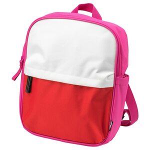 STARTTID                                Rucksack, rosa/weiß, 7 l