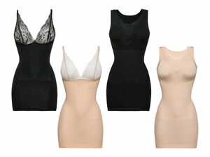 ESMARA® Lingerie Damen Formunterkleid
