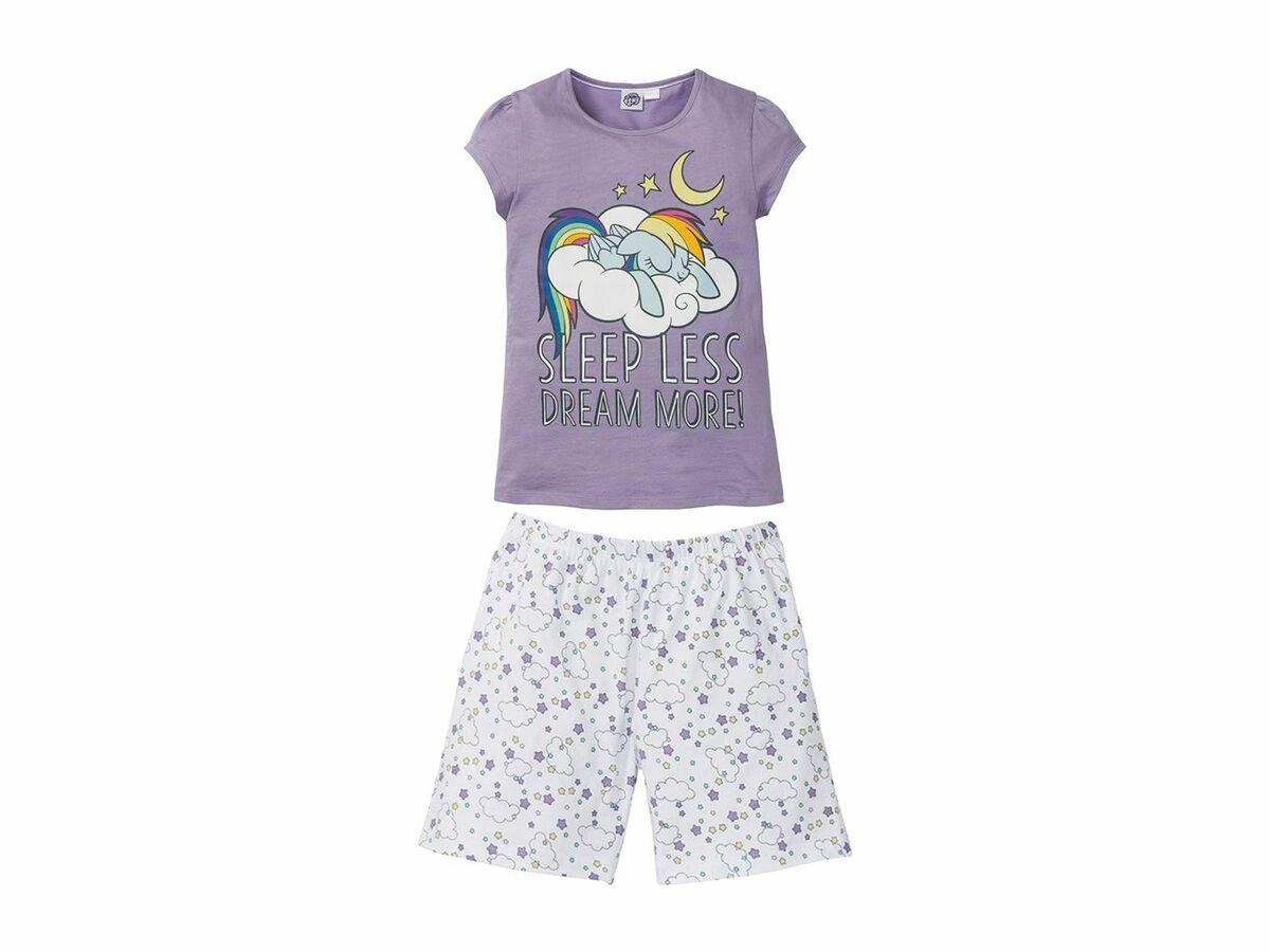 Bild 2 von Kinder/ Kleinkinder Mädchen Sommerpyjama / Nachthemd