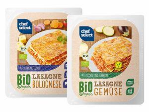 Bio-Lasagne