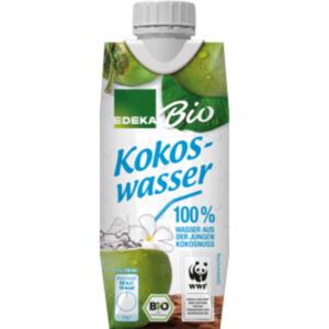EDEKA Bio Kokos Wasser
