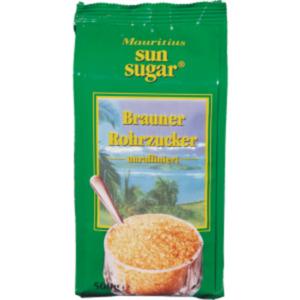 Sun Sugar Brauner Rohrzucker