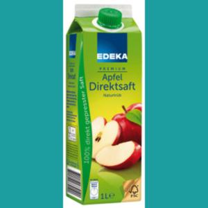 EDEKA Premium Apfel Direktsaft