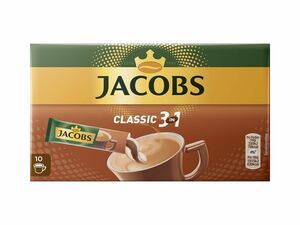 Jacobs 3 in 1/2 in 1 Sticks