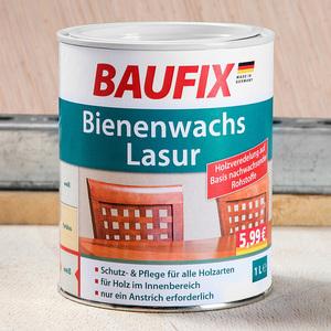 Baufix Bienenwachslasur