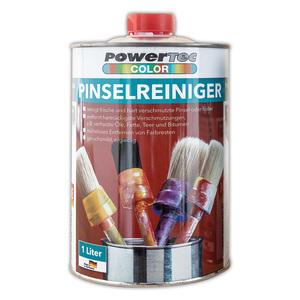Powertec Color Pinsel-Reiniger