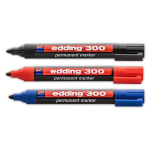 Edding Permanentmarker 3er-Set