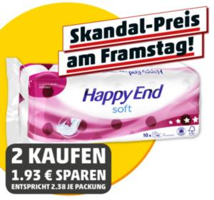 HAPPY END Toilettenpapier