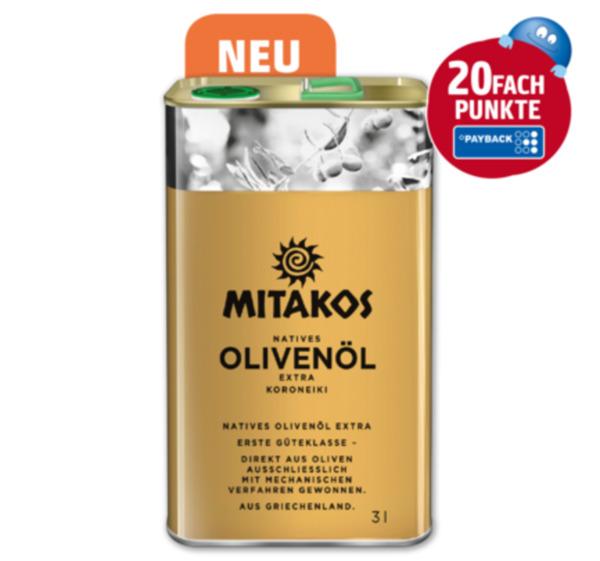 MITAKOS Olivenöl XXL