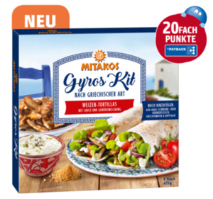 MITAKOS Gyros Kit