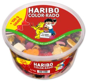 HARIBO Color-Rado oder Phantasia