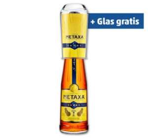 METAXA 5 Sterne griechische Spirituose