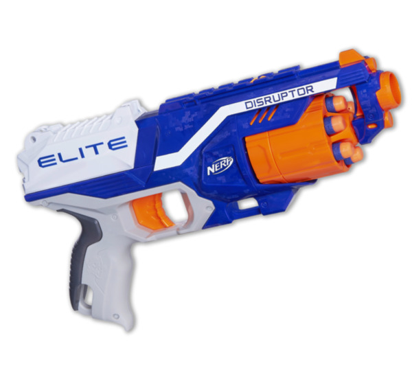 HASBRO / NERF N-Strike Elite Disruptor
