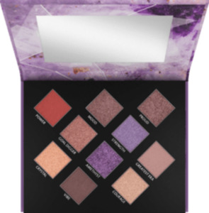 Catrice Lidschattenpalette Crystallized Amethyst Eyeshadow Palette Raise Up Your Voice 010