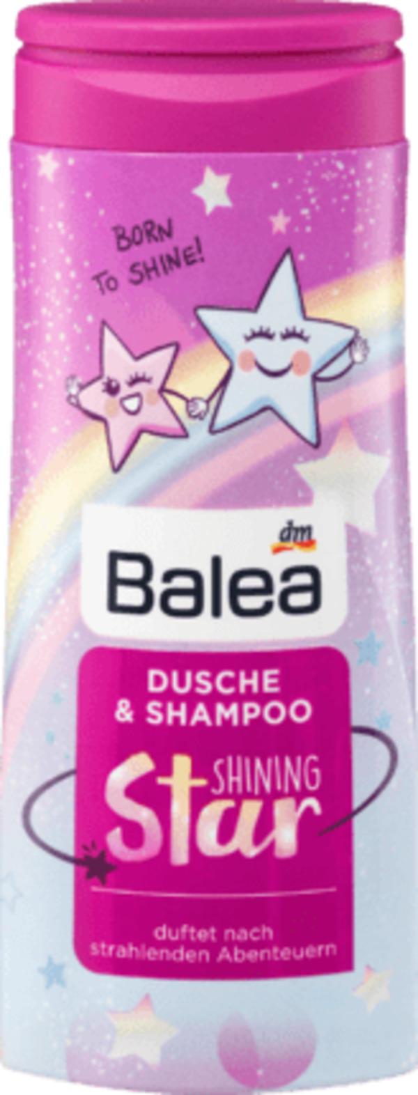 Balea Kids Dusche & Shampoo Shining Star