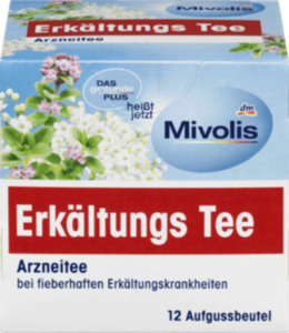 Mivolis Arznei-Tee, Erkältungstee