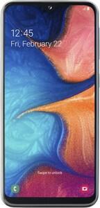 Samsung Galaxy A20e Smartphone schwarz