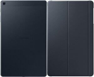 Samsung Galaxy Tab A 10.1 WiFi (2019) Tablet schwarz inkl. Book Cover
