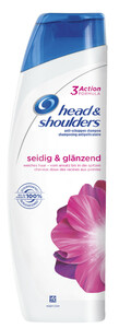head & shoulders Anti-schuppen shampoo Seidig & Glänzend 300 ml