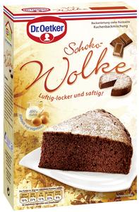 Dr.Oetker Backmischung Schoko-Wolke 455 g