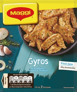 Maggi Gyros 30 g