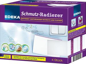 EDEKA Schmutz-Radierer 4 Stk