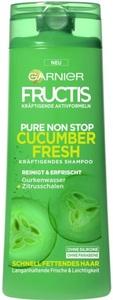 Garnier Fructis Cucumber Fresh kräftigendes Shampoo 250 ml