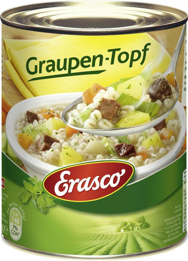 Erasco Graupentopf 800 g