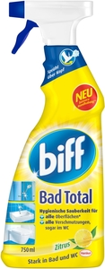 Biff Bad Total Zitrus 750 ml
