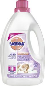 Sagrotan Desinfektion Wäsche-Hygienespüler Sensitiv 1,5 ltr