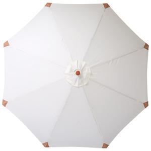 Marktschirm Palma (ø 300 cm, natur)