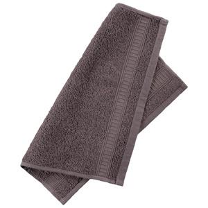 Waschlappen KRONBORG® de Luxe (30x30, anthrazit)