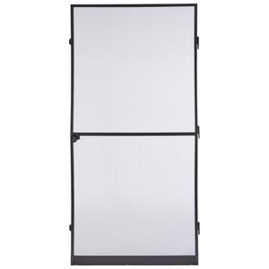 Insektenschutz-Tür (100x210, braun)