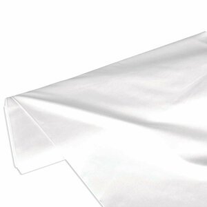 Jersey-Stoff - weiß - uni - 160 cm breit