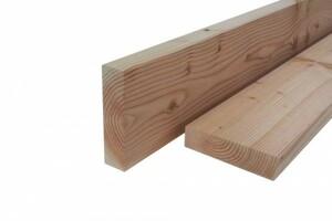 Massivholzschwelle Douglasie ,  2000 x 240 x 60 mm, 4-seitig gehobelt