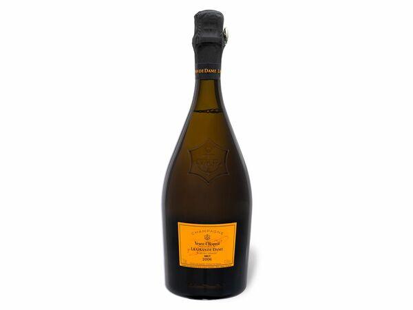Veuve Cliquot La Grande Dame brut, Champagner 2006